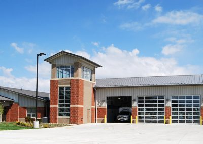 Marysville Ohio Fire Station