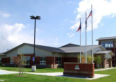 Marysville Ohio Fire Station