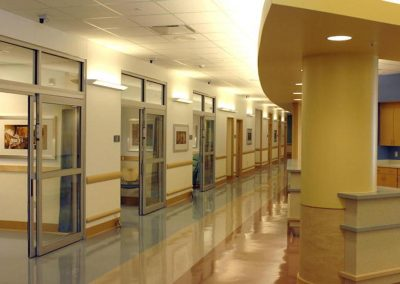 Mary RutanEmergency Room Expansion