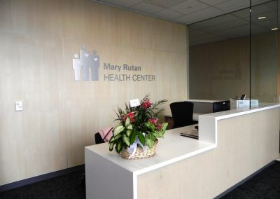 Mary Rutan New Urgent Care Medical Office